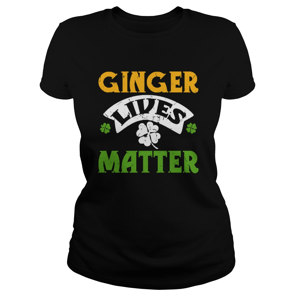 Ginger Lives Matter  Classic Ladies