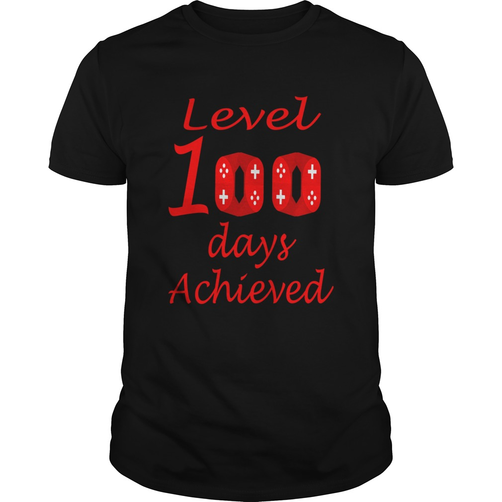 Happy 100th Day of School for Teacher or Child  Unisex