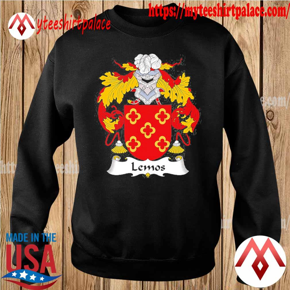 Lemos coat of arms family crest s sweater