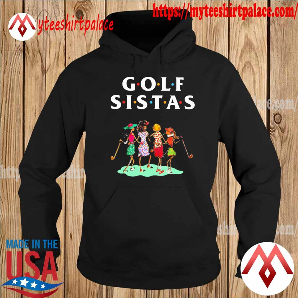 Official Golf Sistas Womens s hoodie