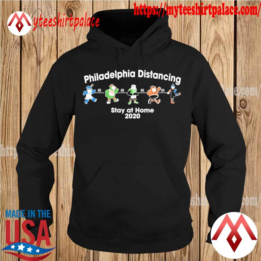 Bear Deadhead Philadelphia Distancing 6ft stay at home 2020 s hoodie