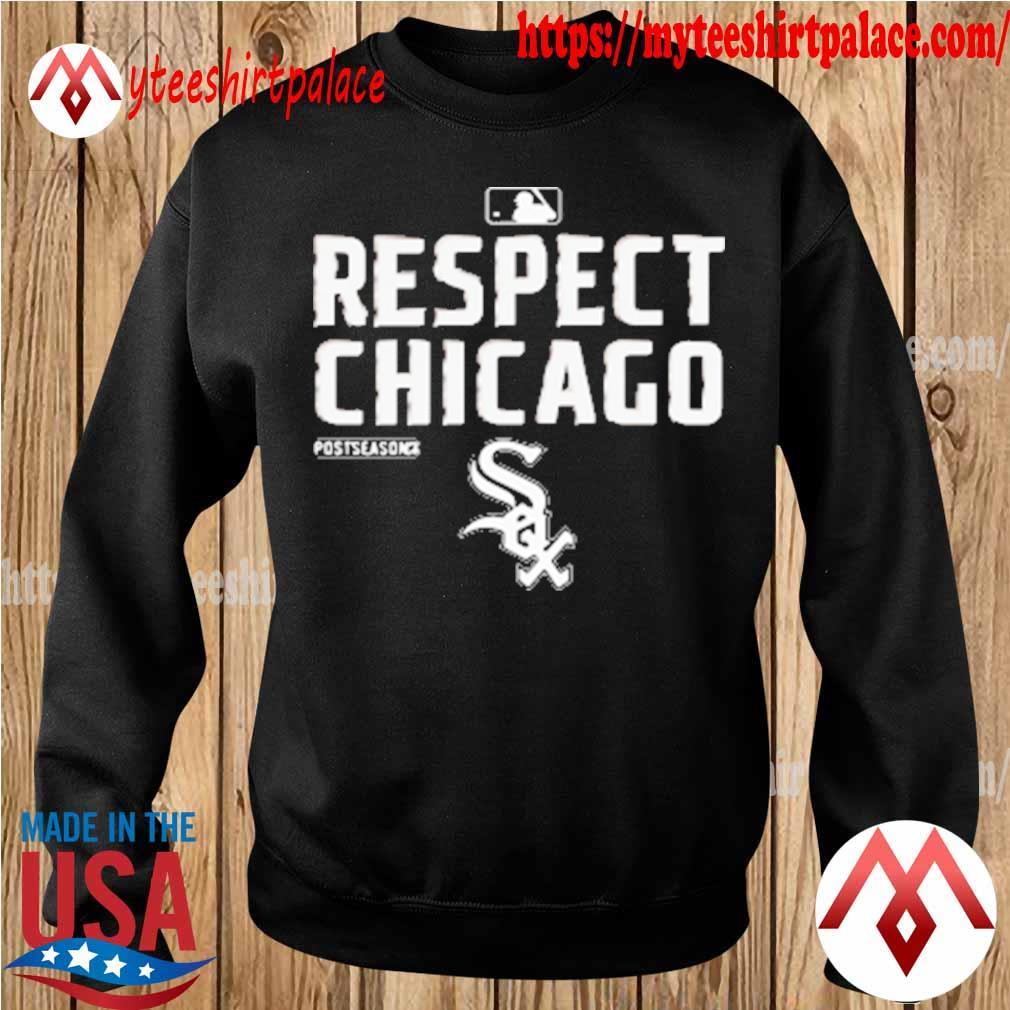 Chicago White Sox Respect postseason 2020 MBL s sweater