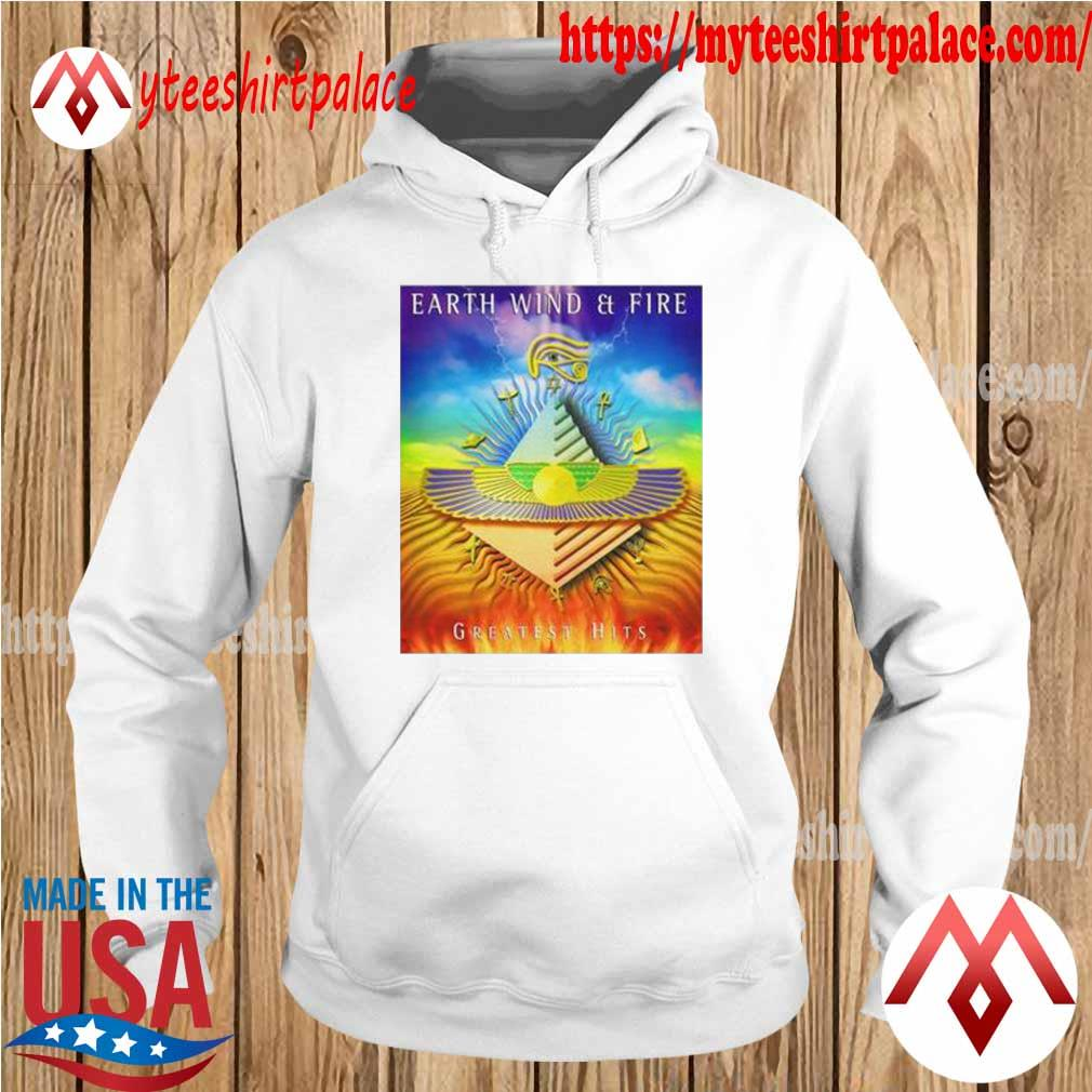 Earth Wind & Fire Greatest Hits s hoodie