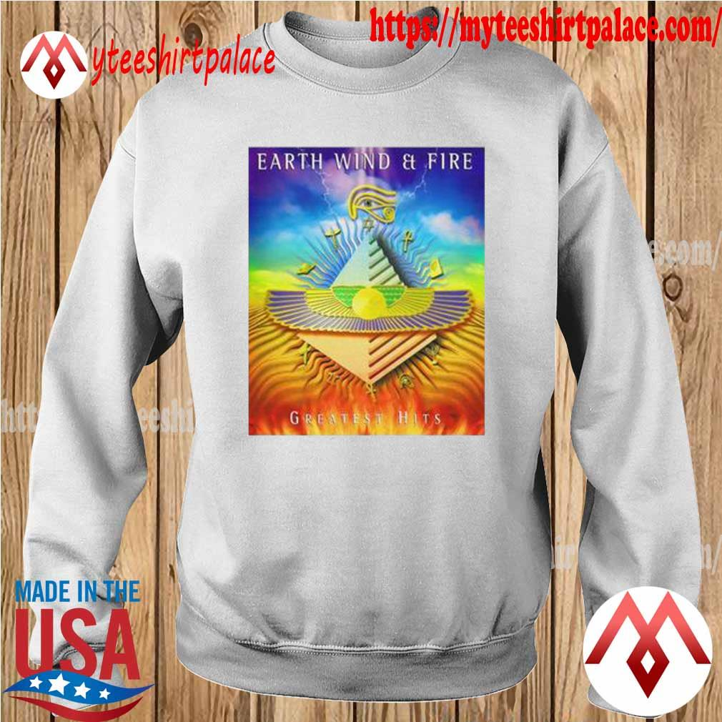 Earth Wind & Fire Greatest Hits s sweater