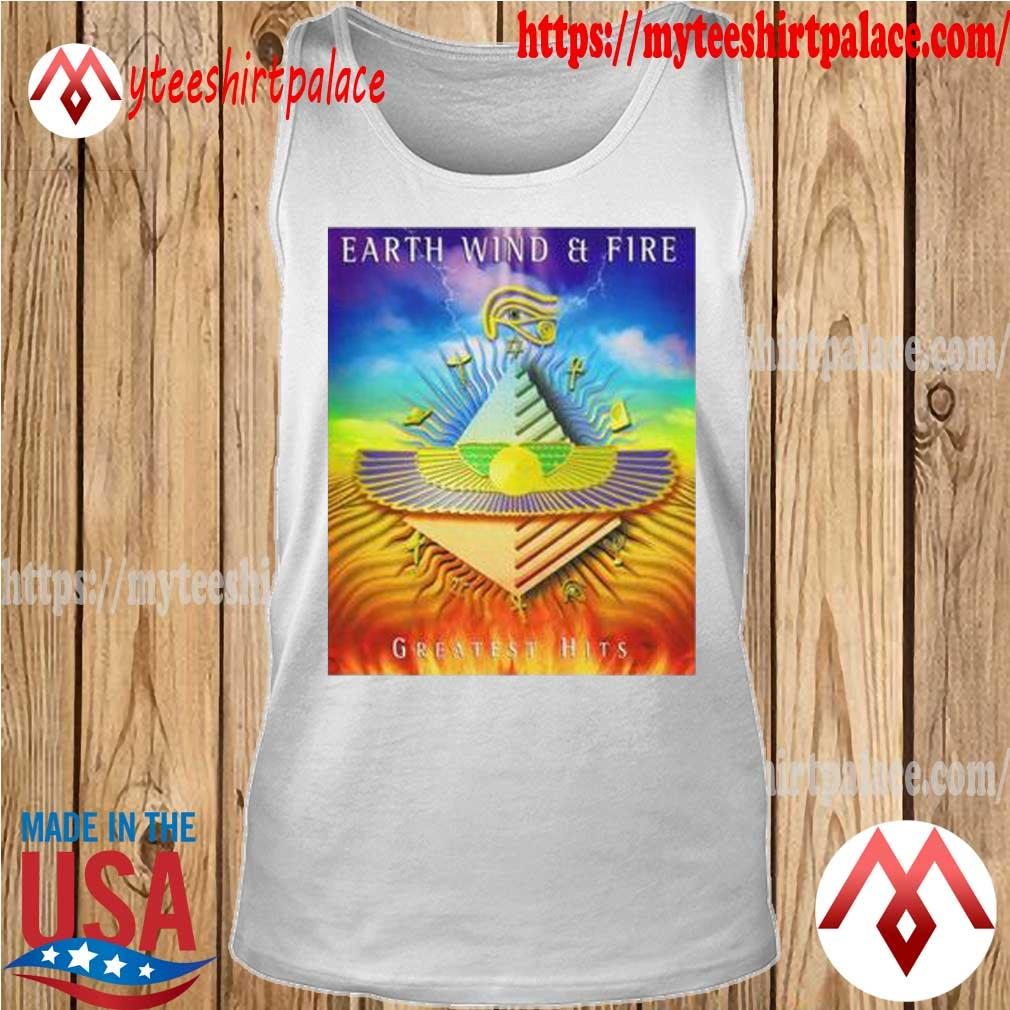 Earth Wind & Fire Greatest Hits s tank top