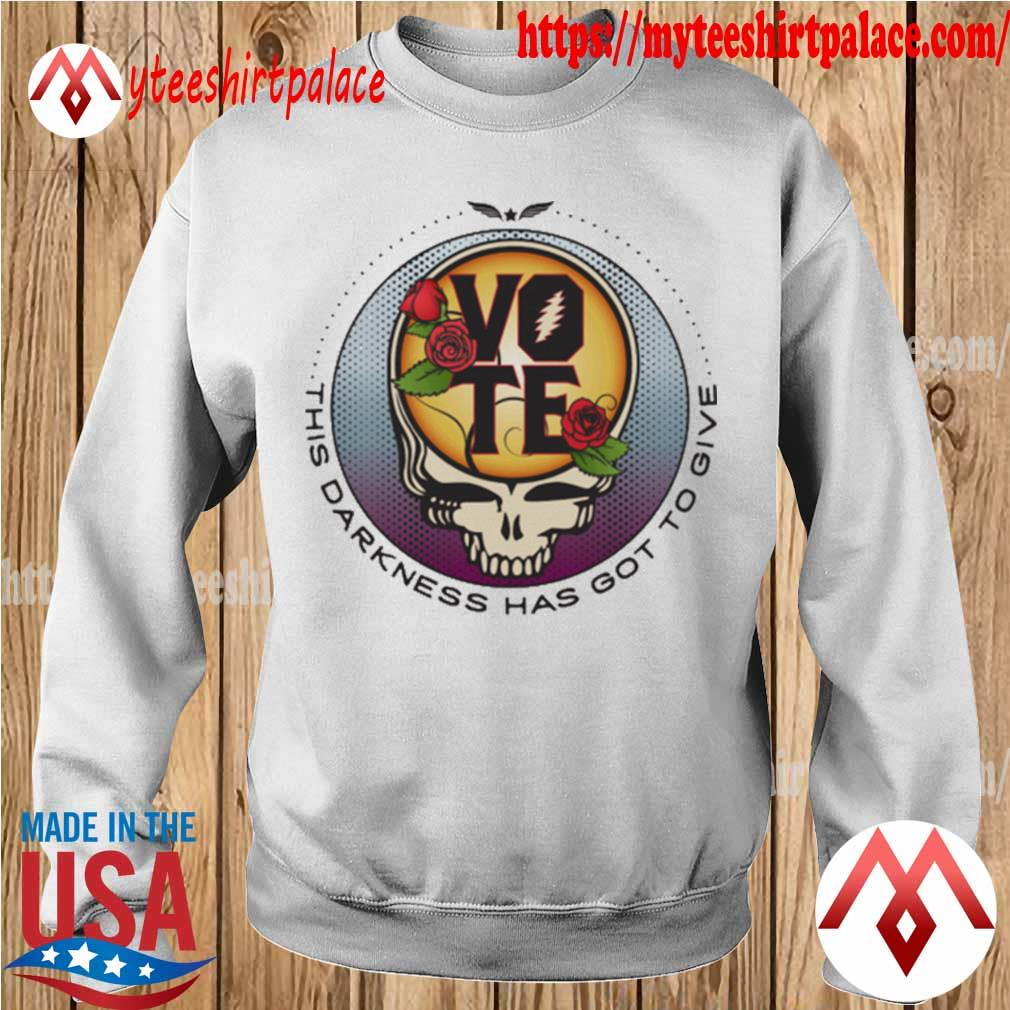 Grateful Dead Vote This Darkness has got to give s sweater
