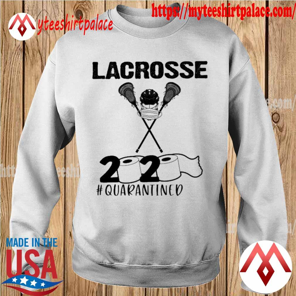 Lacrosse face mask 2020 #quarantined s sweater