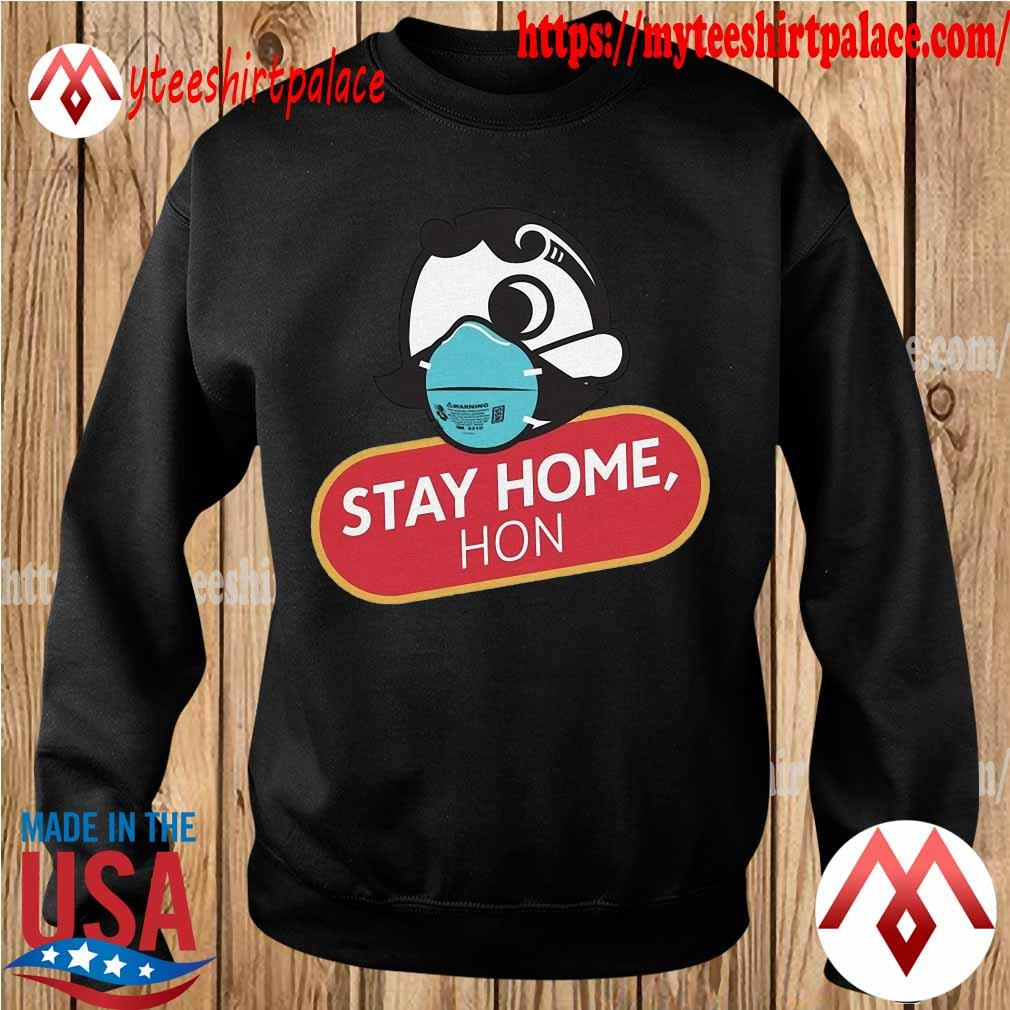 Official Stay home hon s sweater
