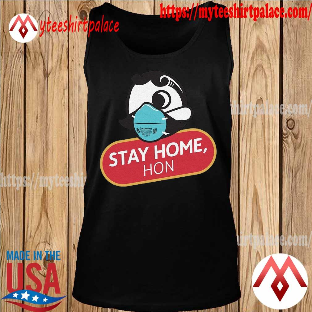 Official Stay home hon s tank top