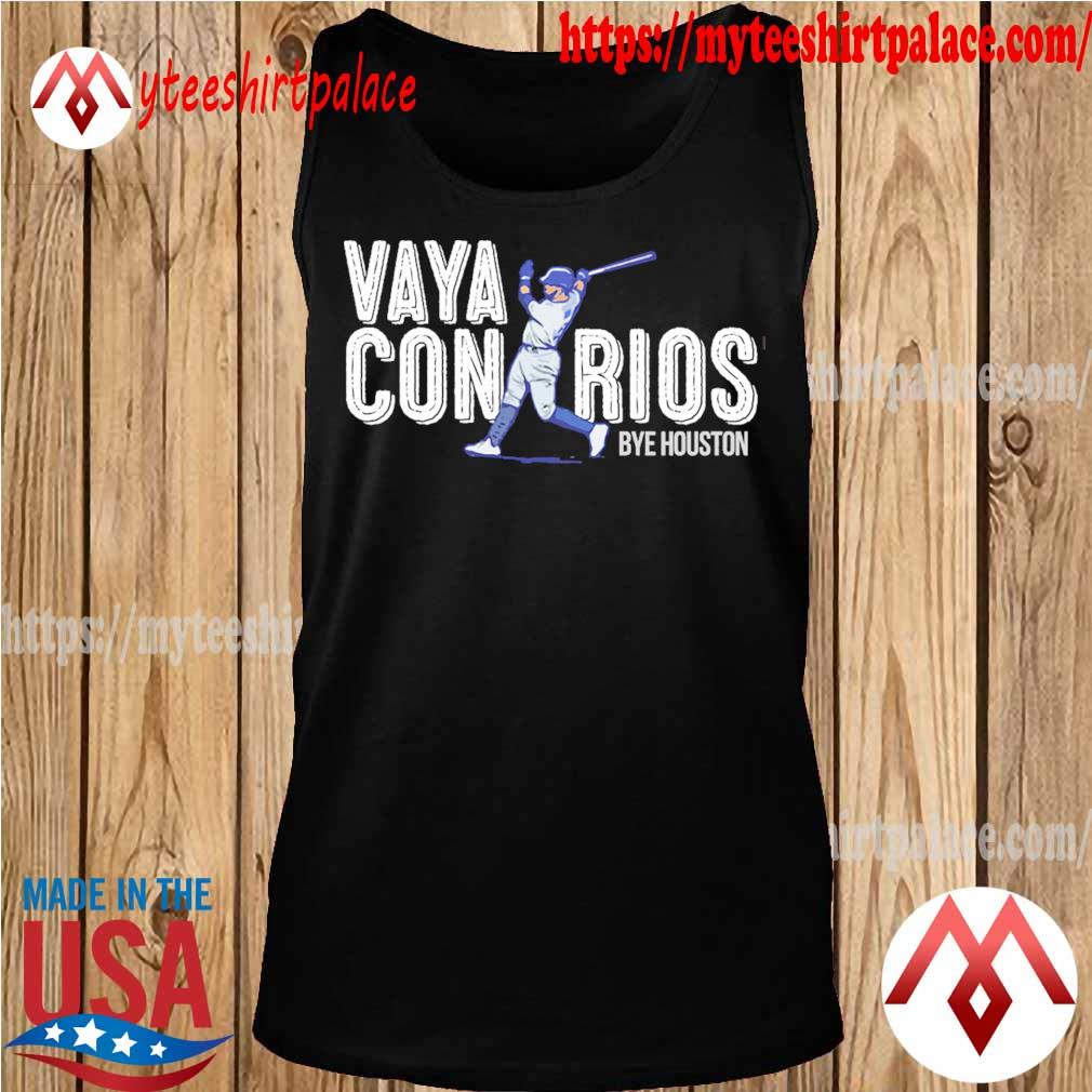 Vaya Con Rios Bye Houston s tank top